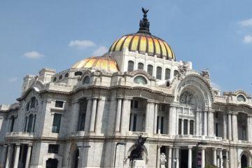 Bellas Artes Ciudad de Mexico
